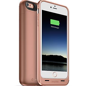 juice pack for iPhone 6 Plus/6s Plus - Rose Gold