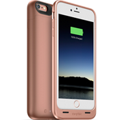 juice pack for iPhone 6 Plus/6s Plus - Rose Gold