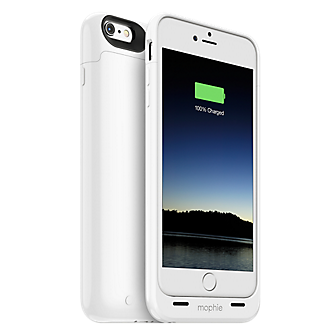 mophie juice pack for iPhone 6 Plus/6s Plus - White