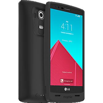 juice pack for LG G4 - Black