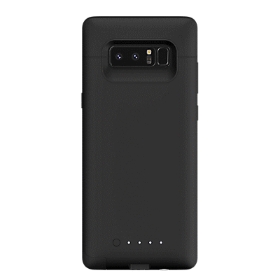 official photos 106bb 0c69c juice pack for Galaxy Note8