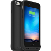 Juice Pack Reserve for iPhone 6/6s - Black (1,840mAh)