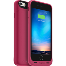 Juice Pack Reserve for iPhone 6/6s - Pink (1,840mAh)