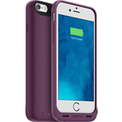 Juice Pack Reserve for iPhone 6/6s - Purple (1,840mAh)