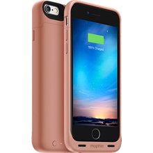 Juice Pack Reserve for iPhone 6/6s - Rose Gold (1,840mAh)