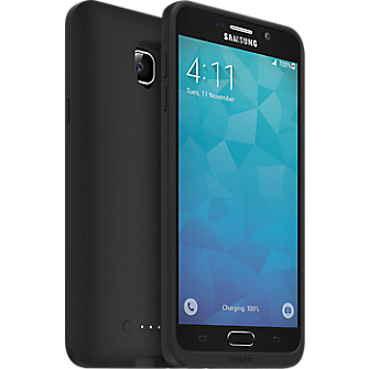 mophie juice pack for Samsung Galaxy Note 5 - Black