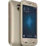 juice pack for Samsung Galaxy S 6 - Gold
