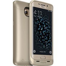 mophie juice pack for Samsung Galaxy S 6 Edge - Gold