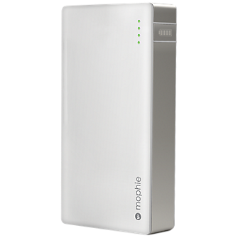 mophie powerstation duo - White