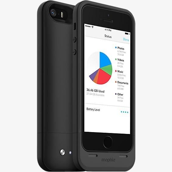 space pack for iPhone 5/5s - 64GB Black