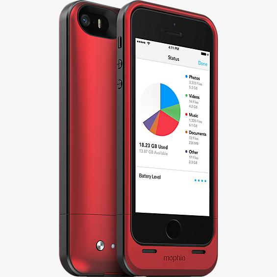 space pack for iPhone 5s/5 - 32GB Red
