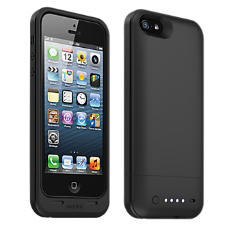 juice pack air for iPhone 5/5s - Black