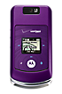 MotorolaMOTO™ W755 in Purple