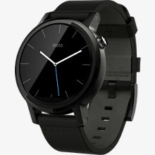 Moto 360 2nd Gen for Men 42mm - Leather