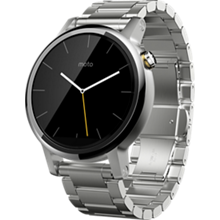 Moto 360 2nd Gen for Women 42mm - Silver Metal