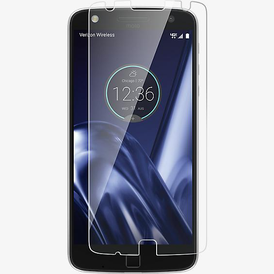 Anti-Scratch Screen Protector for Moto Z Play Droid