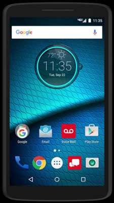 Email Set Up on Your DROID MAXX 2 by Motorola