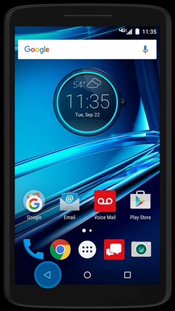 Learning How to Navigate Your DROID TURBO 2 by Motorola