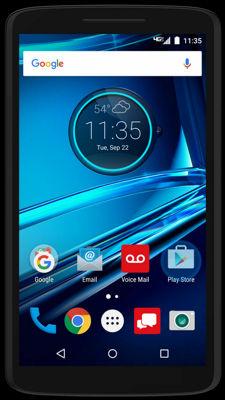 Bajar aplicaciones en tu DROID TURBO 2 de Motorola