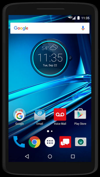Using Global Settings and the SIM Card on Your DROID TURBO 2