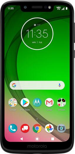 Motorola Moto G7 Play Prepaid Smartphone Verizon