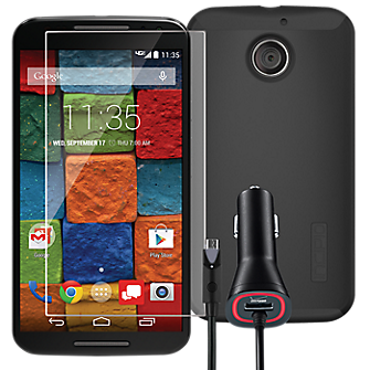 DualPro Protection Bundle for Moto X