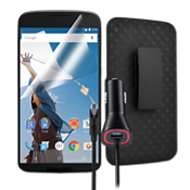 Shell Holster Bundle for Nexus 6