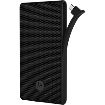 Motorola Power Pack Slim 5100 - DROID Ballistic Nylon