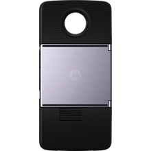 Insta-Share Projector Moto Mod  - Black