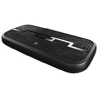 Motorola Deck Speaker - Graphite