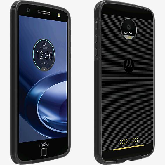 Two-Tone Bumper for Moto Z Force Droid