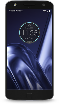 Moto Z Play phone