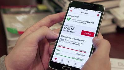 The My Verizon Mobile App - Overview