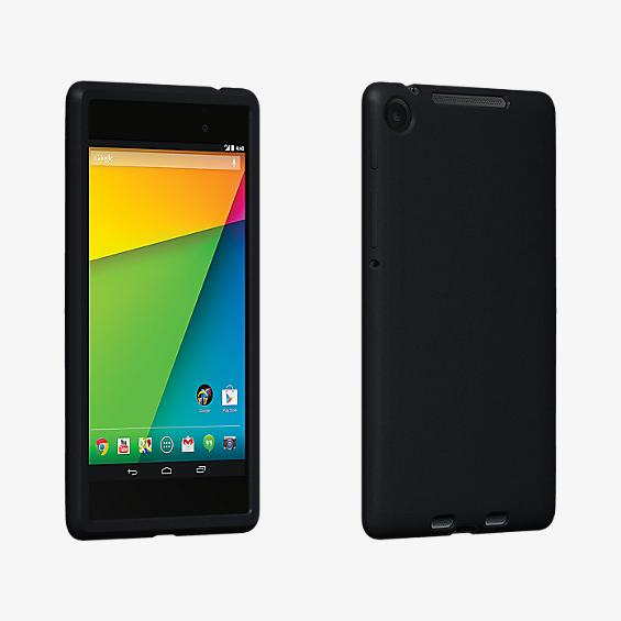 Nexus 7 Silicone Case - Black