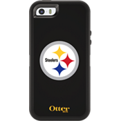 NFL Defender by OtterBox for Apple iPhone 5/5s - Pittsburgh Steelers