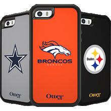 NFL Defender by OtterBox for Apple iPhone 5/5s - Denver Broncos