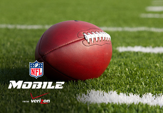 NFL Mobile App - Exclusively from Verizon