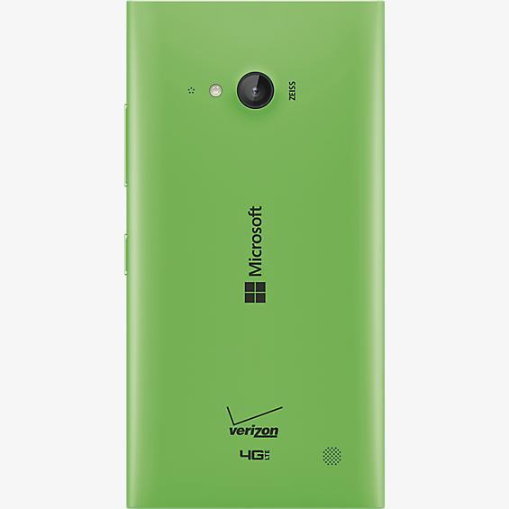 Wireless Charging Battery Door for Microsoft Lumia 735