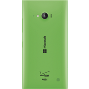 Wireless Charging Battery Door for Microsoft Lumia 735 - Green