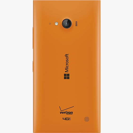 Wireless Charging Battery Door for Microsoft Lumia 735