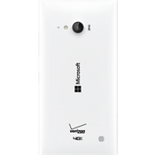 Wireless Charging Battery Door for Microsoft Lumia 735 - White
