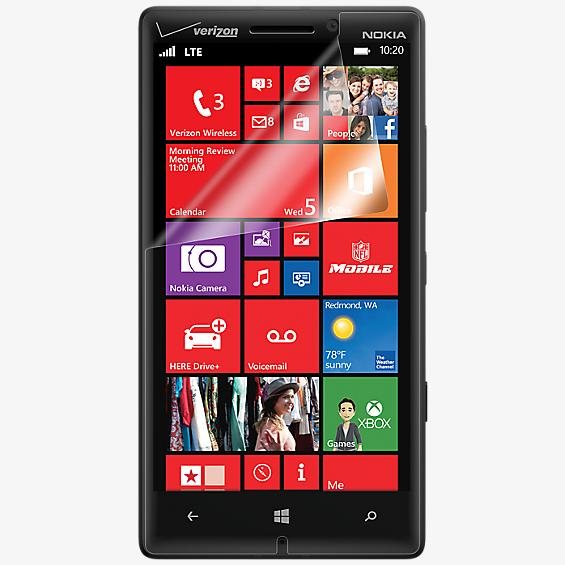 Anti-Scratch Screen Protectors for Nokia Lumia Icon