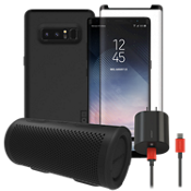 Incipio DualPro Power, Protection, & Stereo Bundle for Galaxy Note8
