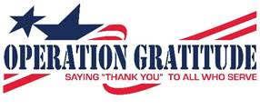 Operation Gratitude The Hero Resource Center
