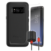 OtterBox Defender Galaxy S8 Bundle