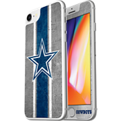 NFL Alpha Glass Screen Protector for iPhone 8/7/6s/6 - Dallas Cowboys