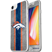 NFL Alpha Glass Screen Protector for iPhone 8/7/6s/6 - Denver Broncos