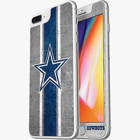 NFL Alpha Glass Screen Protector for iPhone 8 Plus/7 Plus/6s Plus/6 Plus - Dallas Cowboys