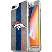 NFL Alpha Glass Screen Protector for iPhone 8 Plus/7 Plus/6s Plus/6 Plus - Denver Broncos