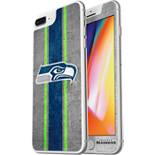 NFL Alpha Glass Screen Protector for iPhone 8 Plus/7 Plus/6s Plus/6 Plus - Seattle Seahawks